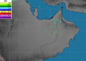 سلطنة عمان خريطة