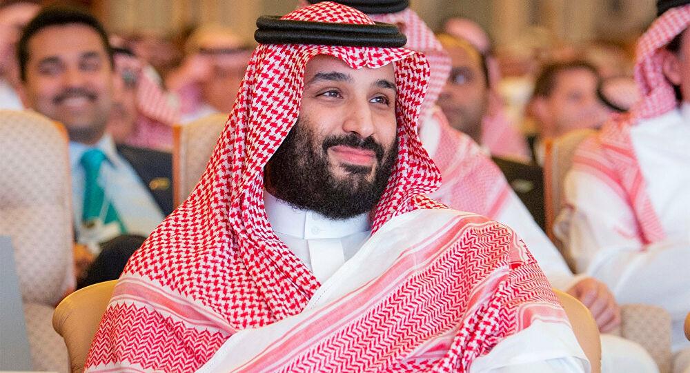 صورة ولي العهد الأمير محمد بن سلمان