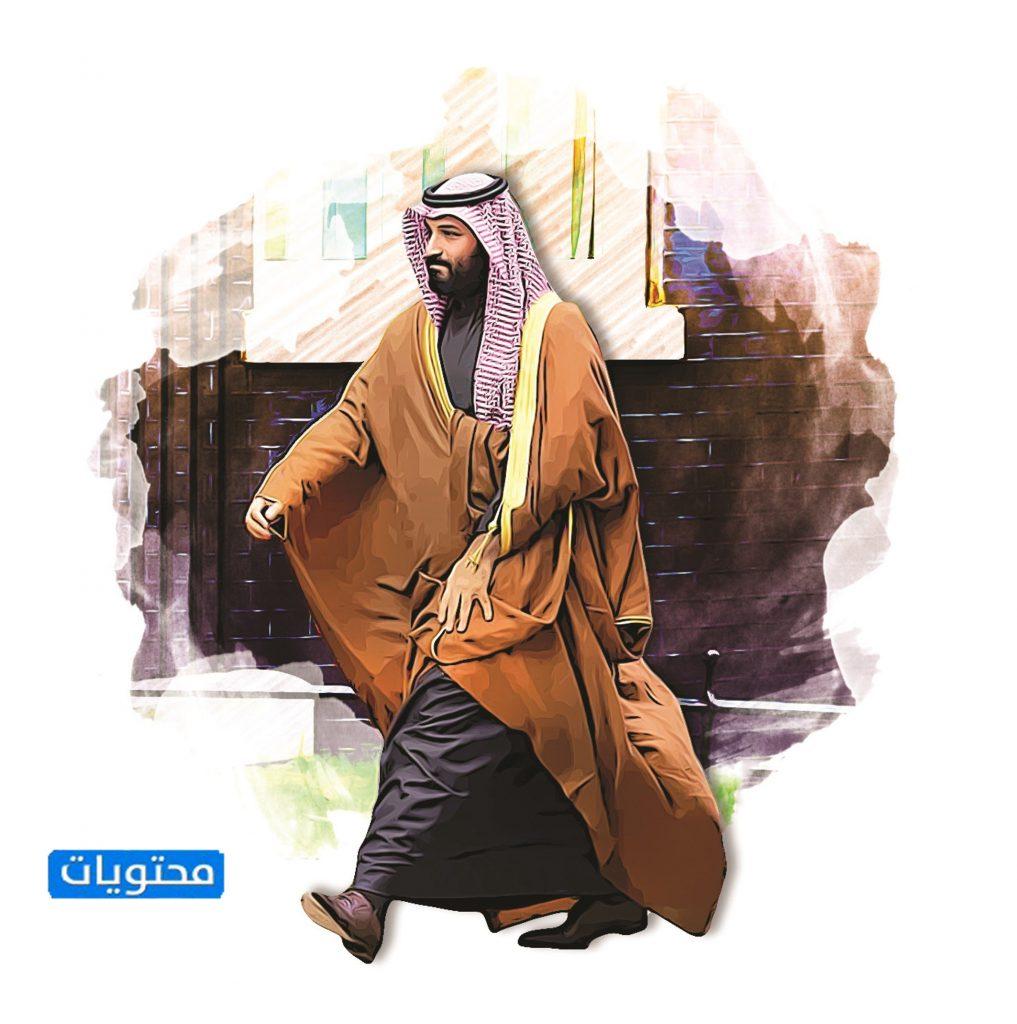 تم تصميمه من قبل ولي العهد الأمير محمد بن سلمان.