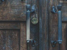 تفسير رؤية الباب الجديد والباب القديم